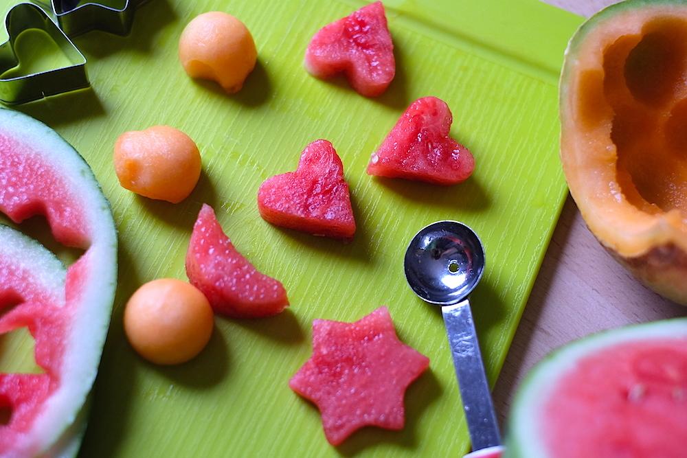 Stampini di Anguria e Melone
