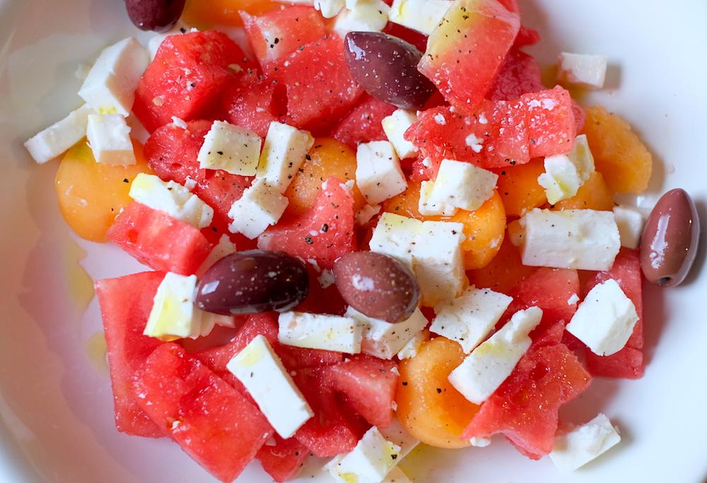 Ricette con Anguria e Melone
