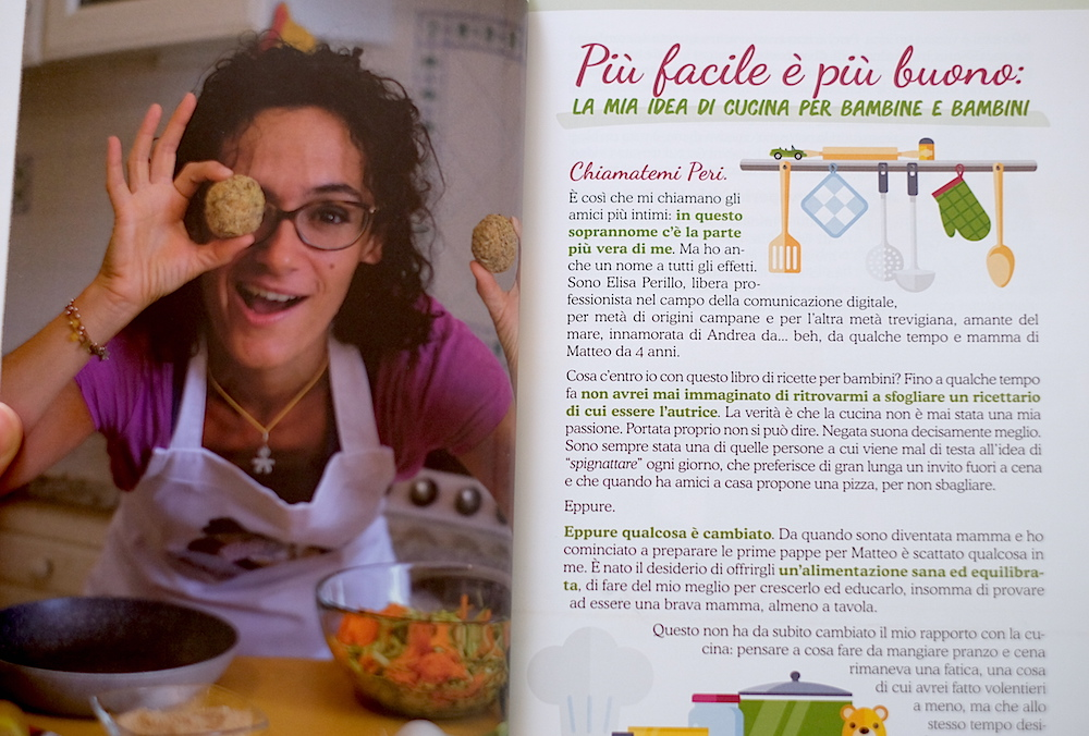 Introduzione Libro Peri & the kitchen