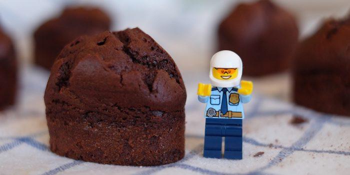 Muffin senza burro per bambini