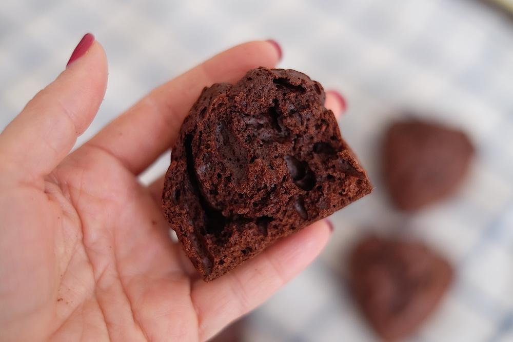 Interno muffin senza burro per bambini