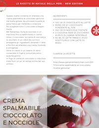 Crema cioccolato Ricette di Natale per bambini