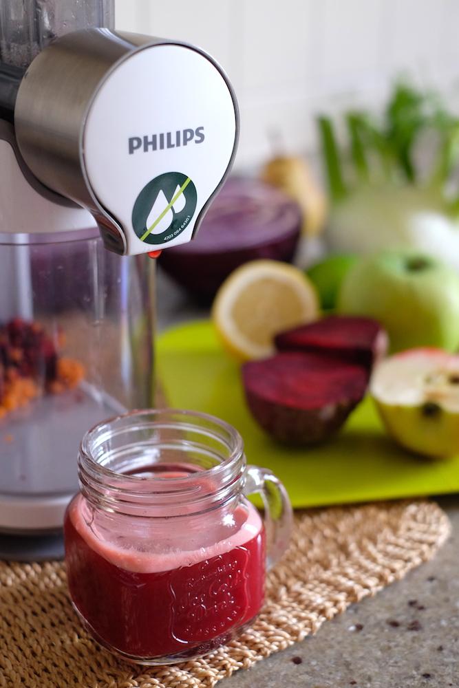 Estrattore di succo Philips