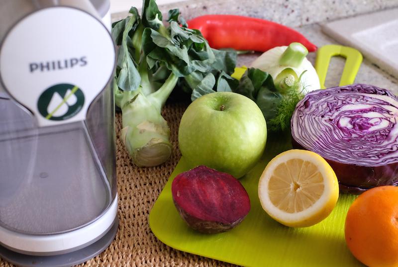 Far mangiare frutta e verdura