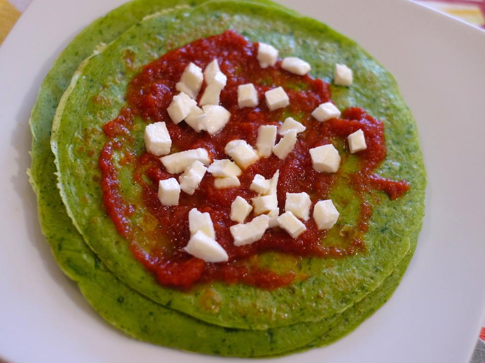 Ripieno ricetta spinaci bambini