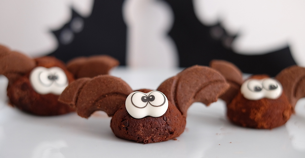 ricette halloween pipistrelli