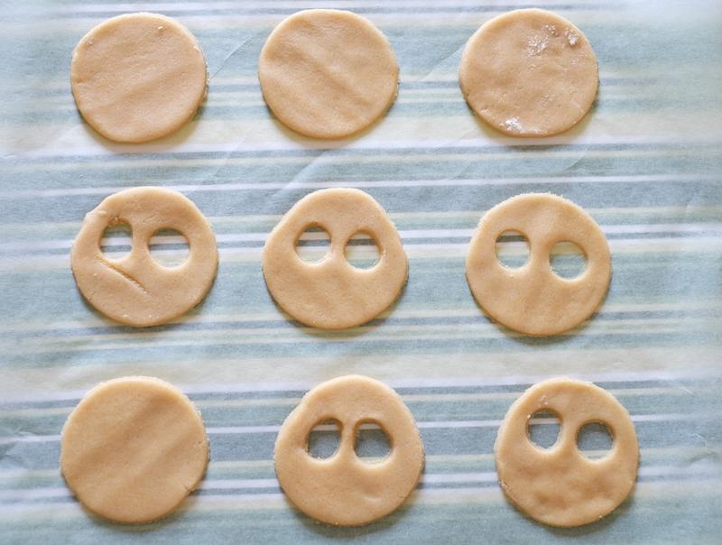 ricette halloween preparazione biscotti
