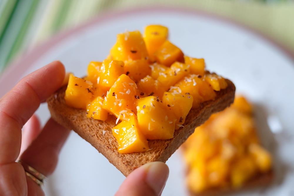 Colazioni per bambini Mango