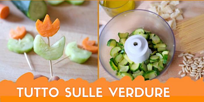 Verdure per bambini