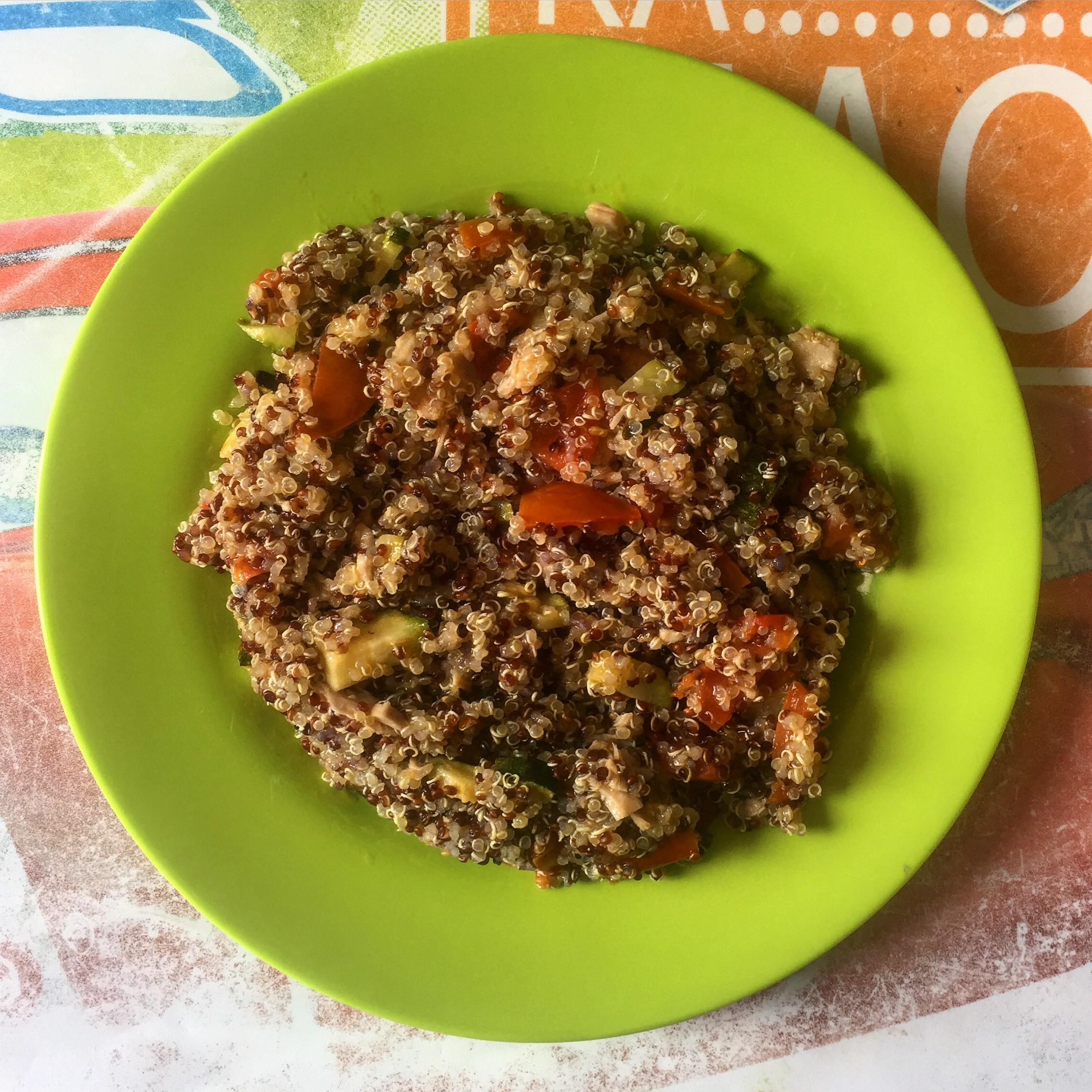 Ricetta Quinoa per Bambini un anno