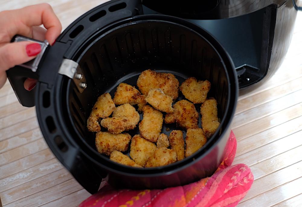 ricetta pollo friggitrice ad aria brandani